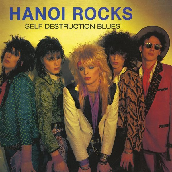 Hanoi Rocks - Self Destruction Blues (Vinyl)
