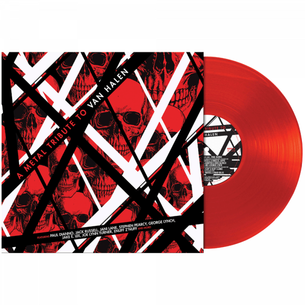 A Metal Tribute to Van Halen (Limited Edition Red Vinyl)