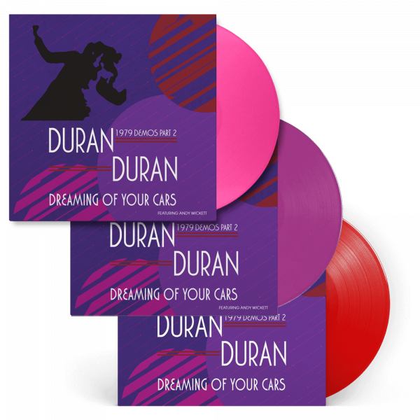 Duran Duran - Dreaming of Your Cars - 1979 Demos Pt. 2 Featuring Andy Wickett (Limited Edition Colored Vinyl)