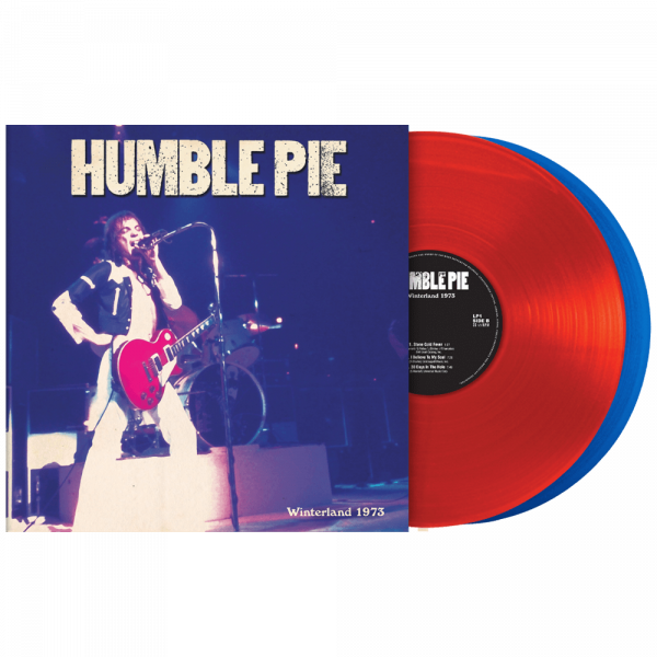Humble Pie - Winterland 1973 (Limited Edition Colored Double Vinyl)