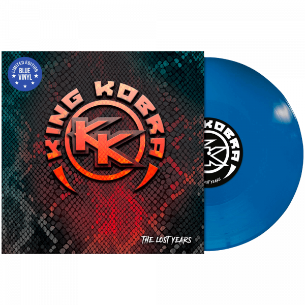 King Kobra - The Lost Years (Limited Edition Colored Vinyl)
