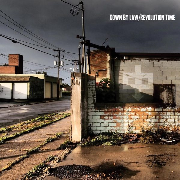 Down By Law - Revolution Time (CD)