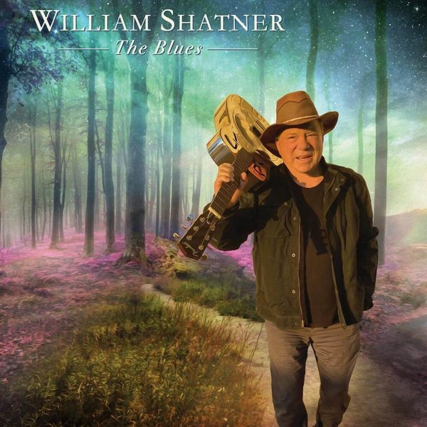 William Shatner - The Blues