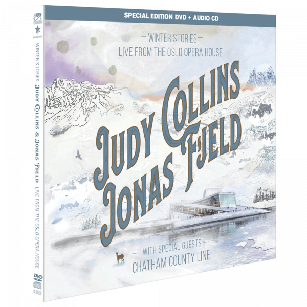 Judy Collins & Jonas Fjeld - Winter Stories: Live From The Oslo Opera House (DVD/CD)