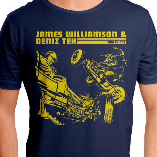 James Williamson & Deniz Tek (Shirt)
