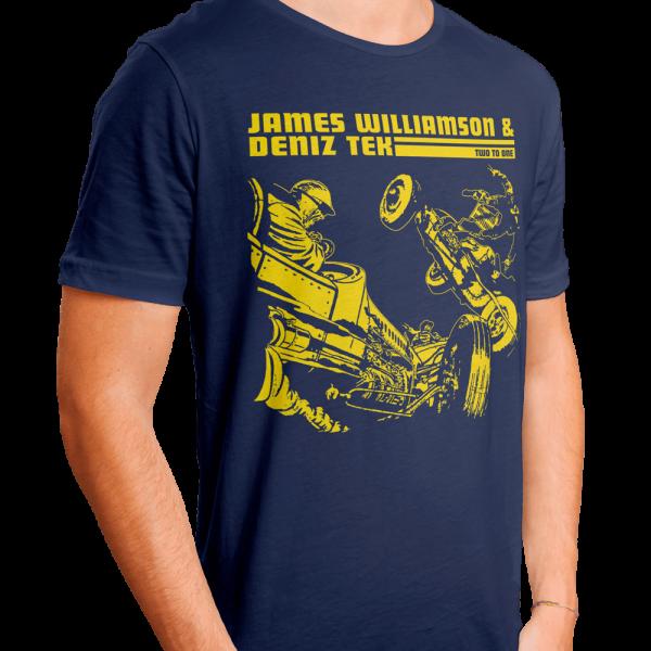 James Williamson & Deniz Tek (Shirt)