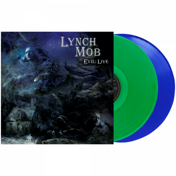 Lynch Mob - Evil:Live (Limited Edition Colored Double Vinyl)
