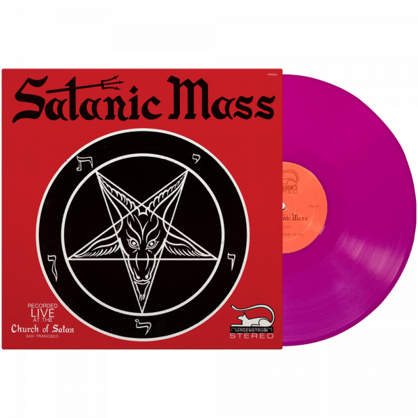 Satanic Mass (Limited Edition Colored Vinyl)