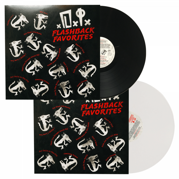 D.I. - Flashback Favorites (Limited Edition Colored Vinyl)