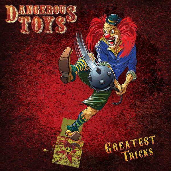 Dangerous Toys - Greatest Tricks (Limited Edition Pink Vinyl)