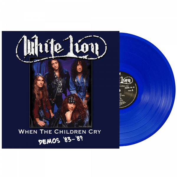 White Lion - When The Children Cry - Demos '83 - '89 (Limited Edition Colored Vinyl)