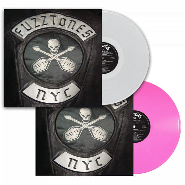 The Fuzztones - NYC (Limited Edition Colored Vinyl)