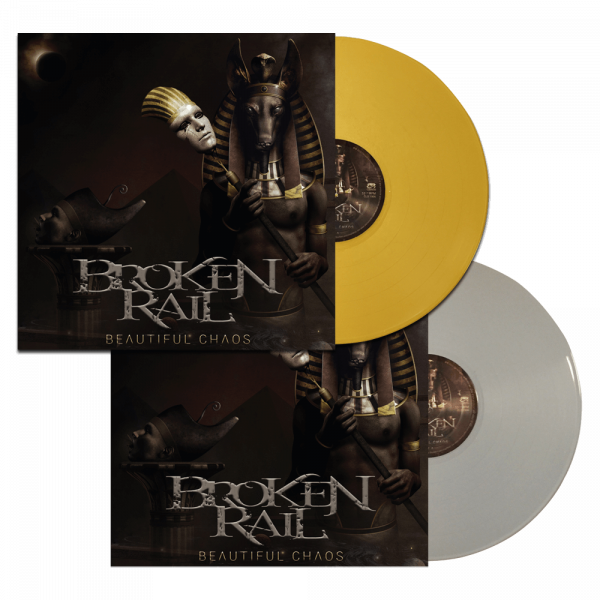 Brokenrail - Beautiful Chaos (Limited Edition Colored Vinyl)