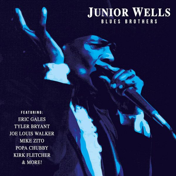 Junior Wells - Blues Brothers (CD)