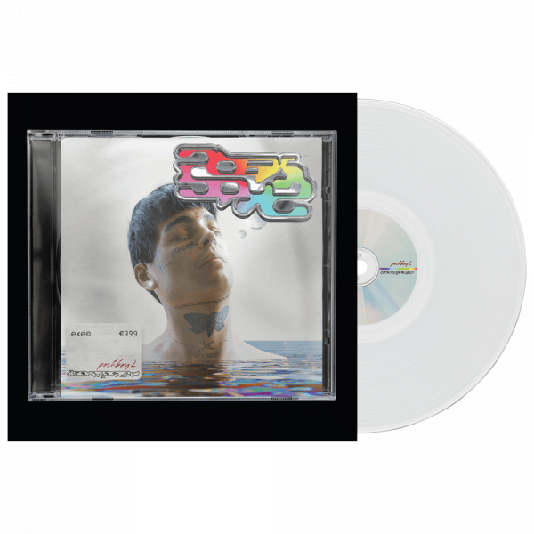 ITSOKTOCRY - POSHBOY 2 (Limited Edition Clear Vinyl)