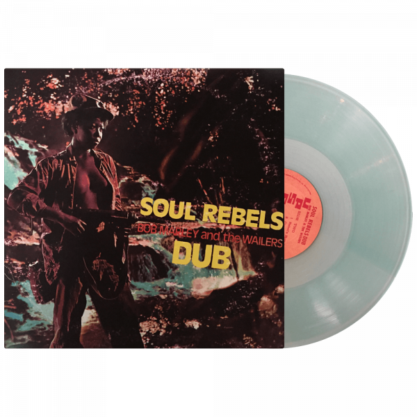 Bob Marley & The Wailers - Soul Rebels - Dub (Limited Edition Coke Bottle Green Vinyl)