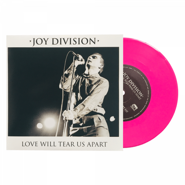 "Joy Division - Love Will Tear Us Apart (Limited Edition Pink 7"" EP)"