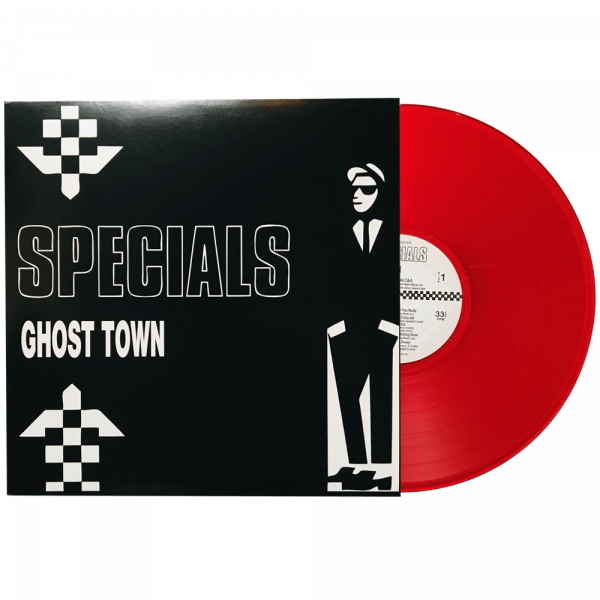 The Specials - Ghost Town (Limited Edition Red Vinyl)