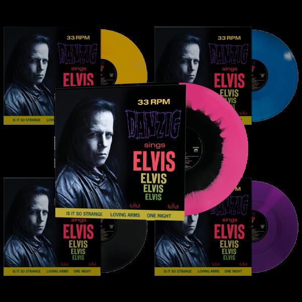 Danzig Sings Elvis (Limited Edition Gatefold Vinyl)