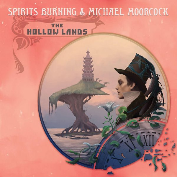 Spirits Burning & Michael Moorcock - The Hollow Lands (CD)