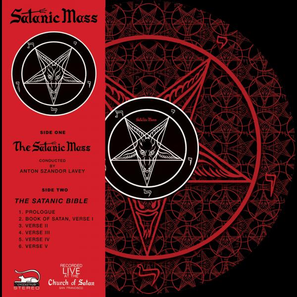 Anton Lavey - Satanic Mass (Picture Disc)