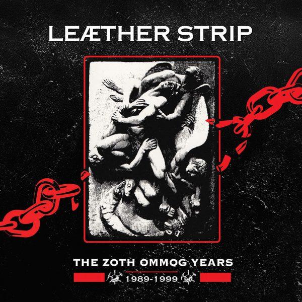 Leæther Strip - The Zoth OMMOG Years 1989-1999 (10 CD Box Set)