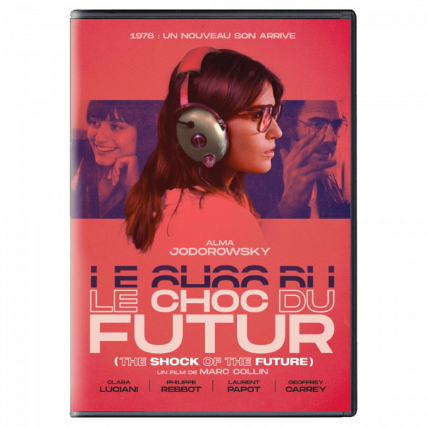 Le Choc Du Futur (The Shock Of The Future) (DVD)