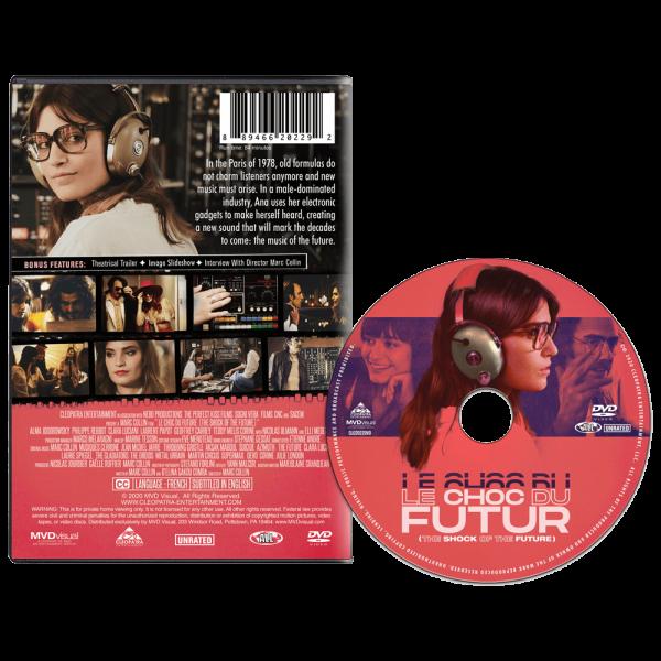 Le Choc Du Futur (The Shock Of The Future) (DVD)