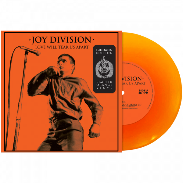 "Joy Division - Love Will Tear Us Apart (Halloween Edition 7"" Vinyl)"