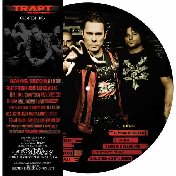 Trapt - Headstrong - Greatest Hits (Picture Disc Vinyl)