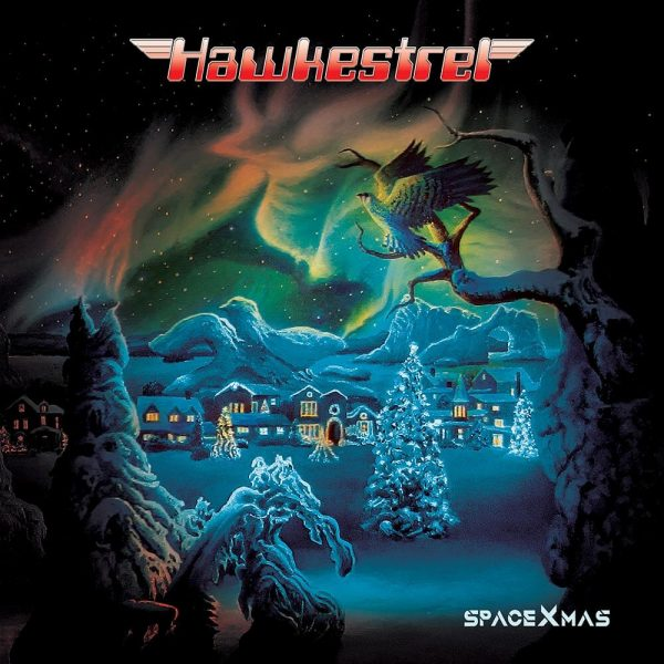 Hawkestrel - SpaceXmas (CD)