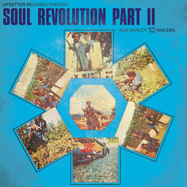Bob Marley & The Wailers - Soul Revolution Part II (Vinyl)