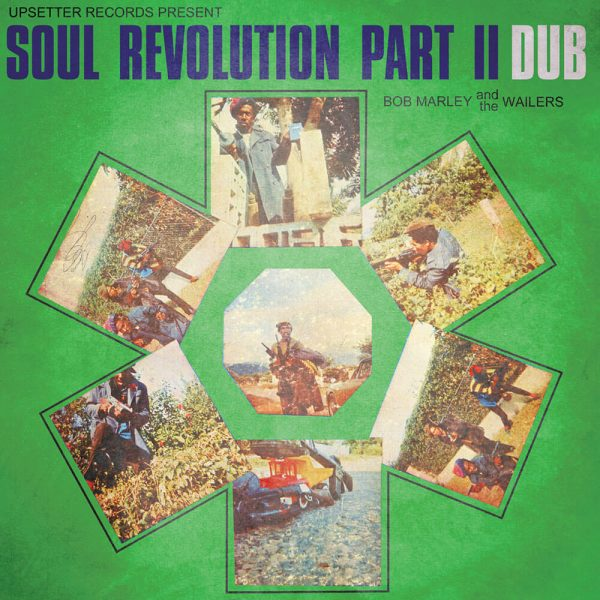 Bob Marley & The Wailers - Soul Revolution Part II Dub (Vinyl)