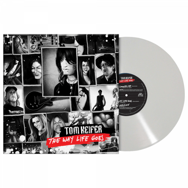 """Tom Keifer - The Way Life Goes """"Deluxe Edition"""" (Colored Double Vinyl)"""