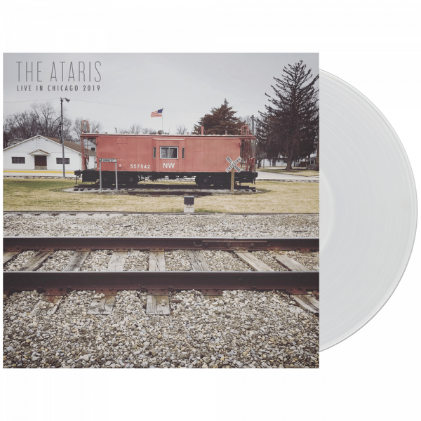 The Ataris - Live In Chicago 2019 (Limited Edition Clear Vinyl)