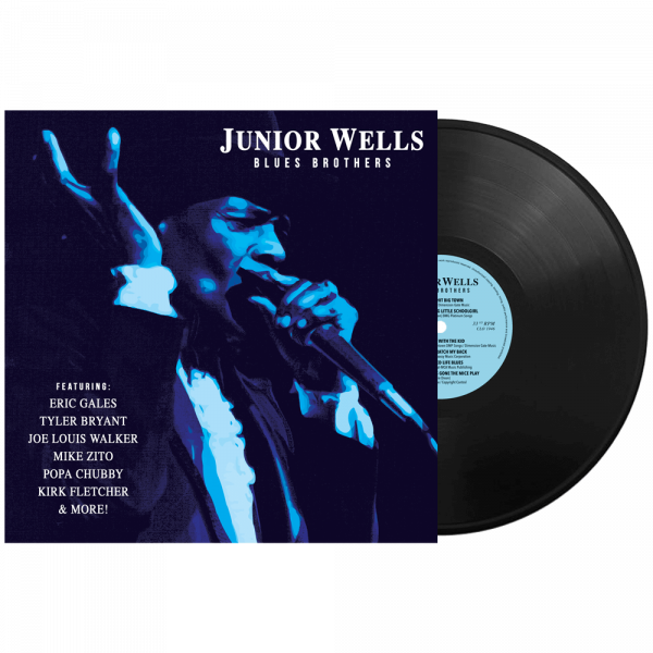 Junior Wells - Blues Brothers (Limited Edition Colored Vinyl)