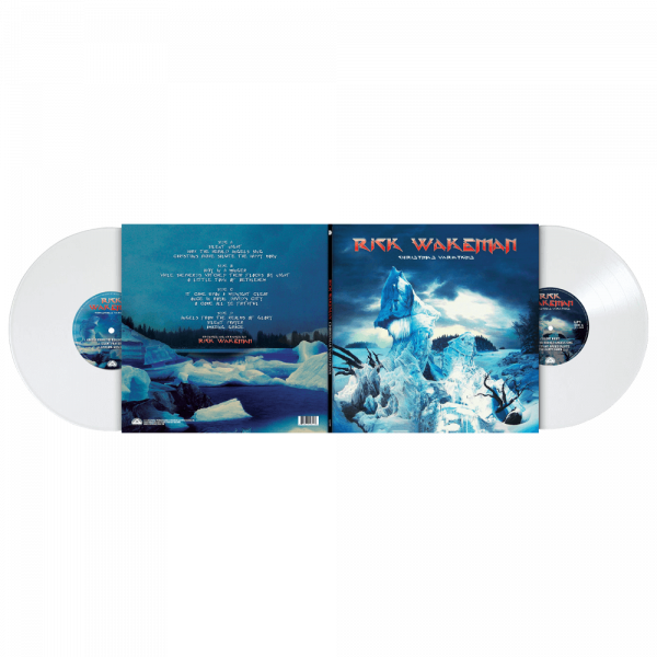 Rick Wakeman - Christmas Variations (Limited Edition Colored Vinyl)