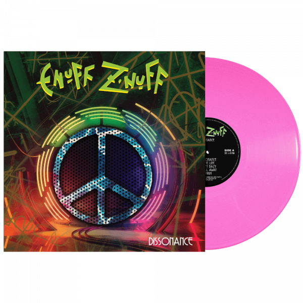 Enuff Z'Nuff - Dissonance (Limited Edition Colored Vinyl)