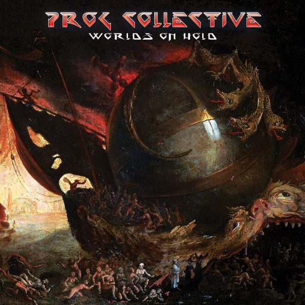 Prog Collective - Worlds On Hold (CD)