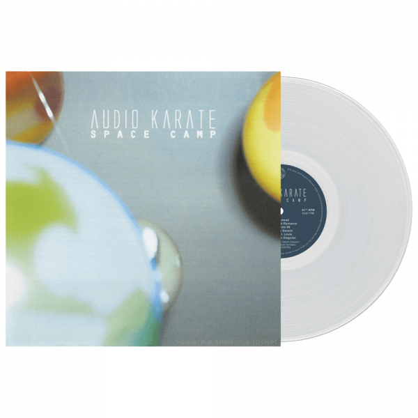 Audio Karate - Space Camp (Limited Edition Clear Vinyl)