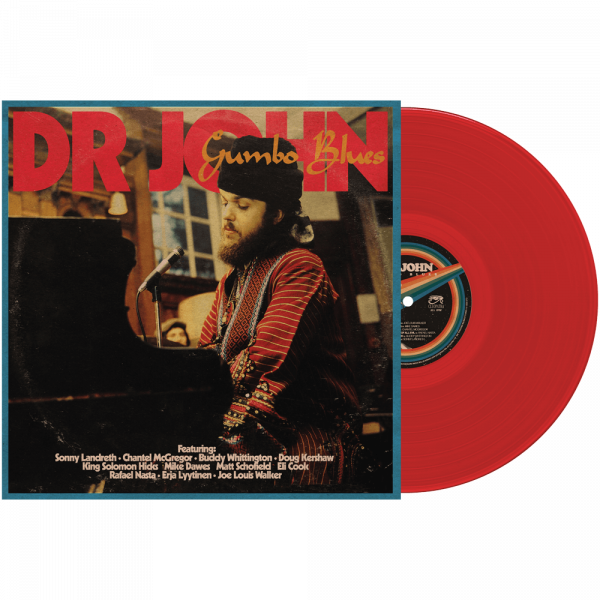 Dr. John - Gumbo Blues (Limited Edition Colored Vinyl)