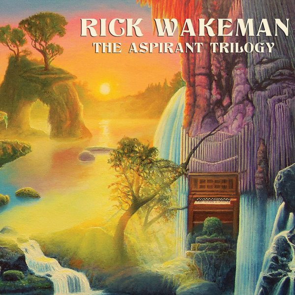 Rick Wakeman - The Aspirant Trilogy (3 CD)