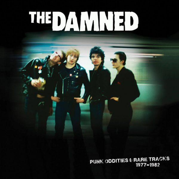 The Damned - Punk Oddities & Rare Tracks 1977 - 1982