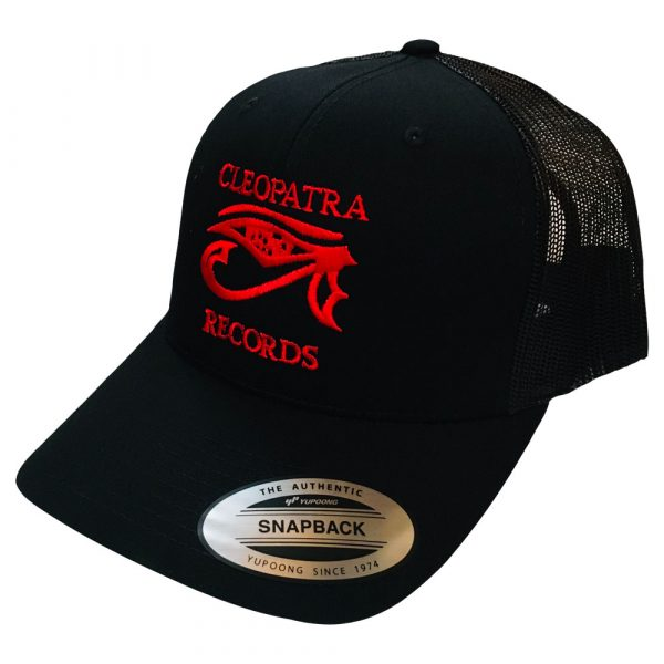 Cleopatra Records (Snapback Hat)