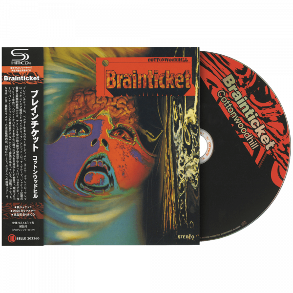 Brainticket - Cottonwoodhill (Collector's Edition CD)