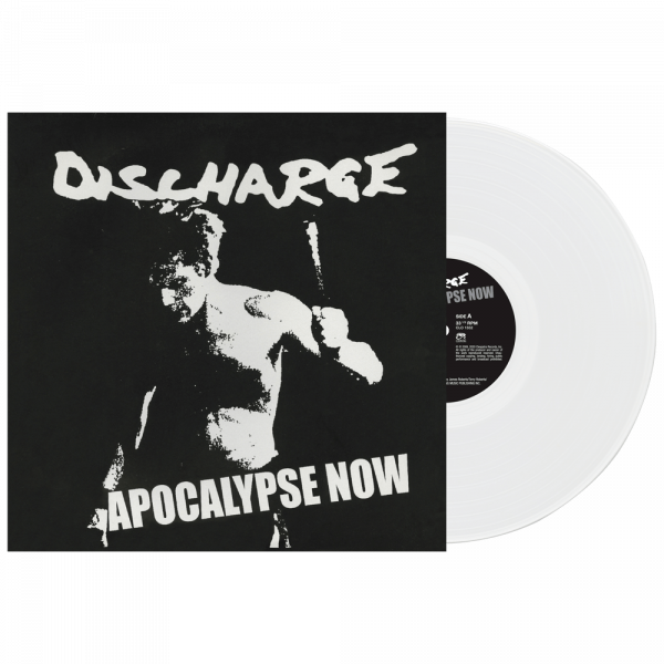 Discharge - Apocalypse Now (Limited Edition Colored Vinyl)