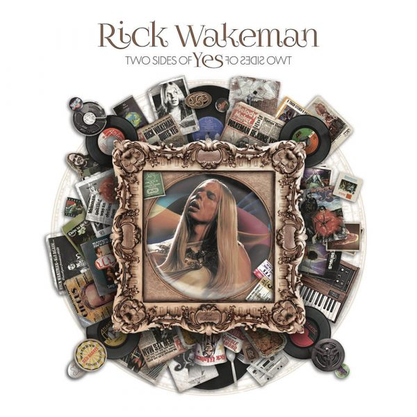 Rick Wakeman - Two Sides of Yes (Limited Edition Double White Vinyl)