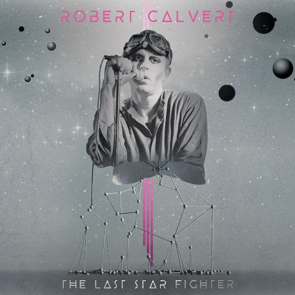 Robert Calvert - The Last Star Fighter (Limited Edition Colored Vinyl) Pre-Order