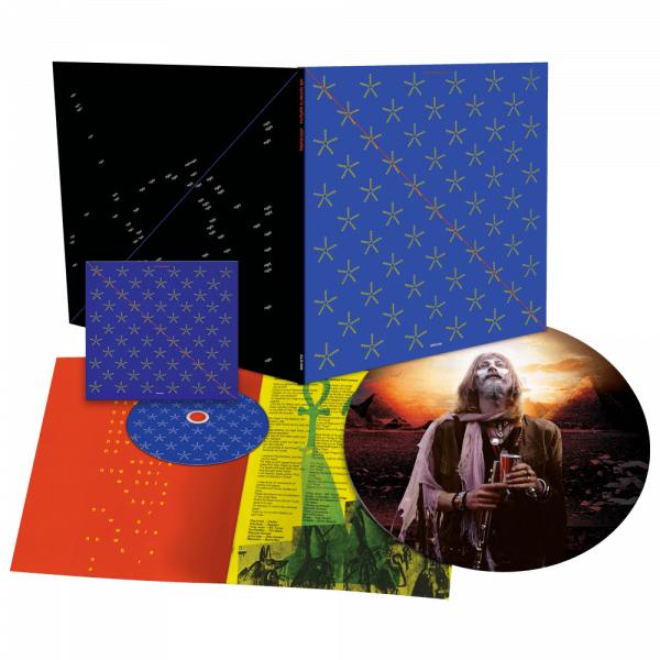 Nik Turner's Sphynx - Xitintoday (Limited Edition Picture Disc Vinyl + Bonus CD & Booklet)