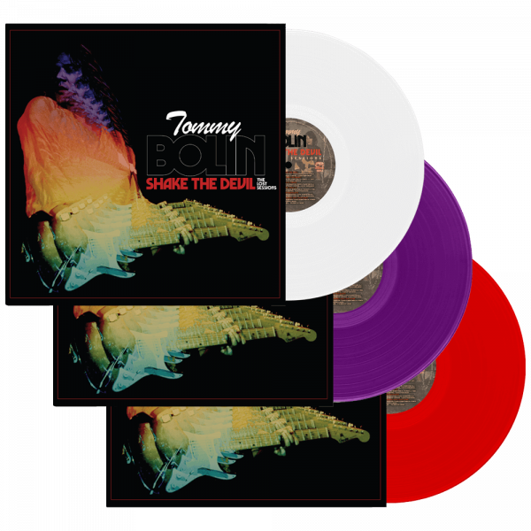 Tommy Bolin - Shake The Devil - The Lost Sessions (Limited Edition Colored Vinyl)